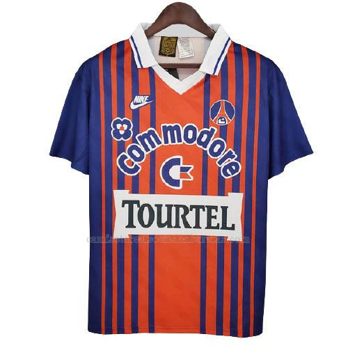 1993-94 camiseta retro 1ª equipación del paris saint-germain