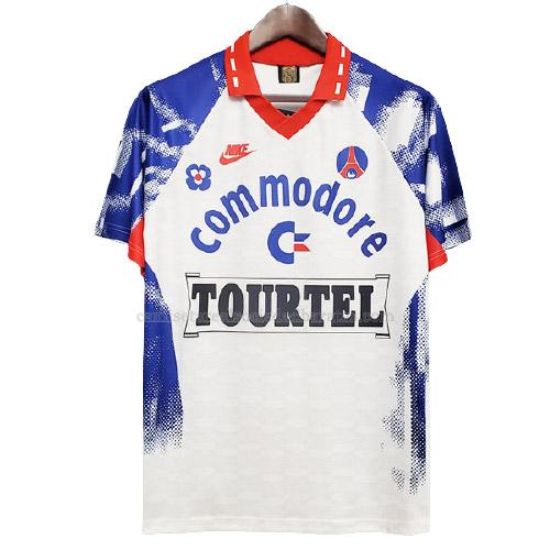 1993-94 camiseta retro 2ª equipación del paris saint-germain