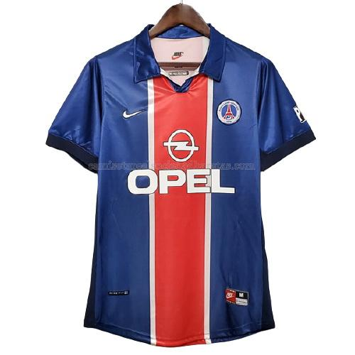 1997-1998 camiseta retro 1ª equipación del paris saint-germain