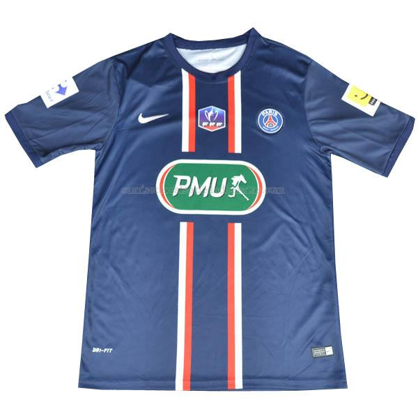 2011-2013 camiseta retro 1ª equipación del paris saint-germain