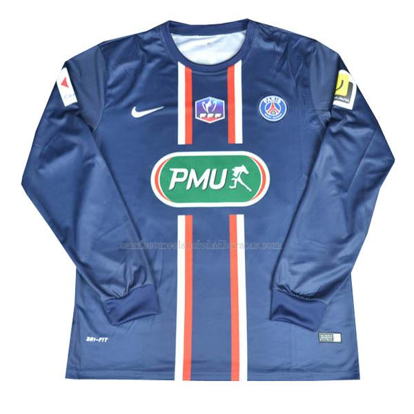2011-2013 camiseta retro 1ª equipación manga larga del paris saint-germain